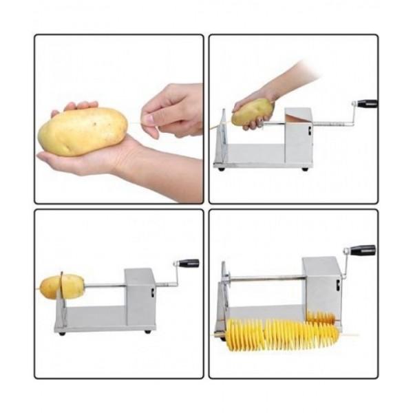 Аппарат для нарезки картофеля спиралью ASSUM TT-F34