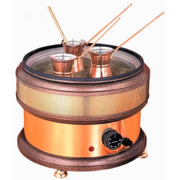 Аппарат «кофе на песке» Johny AK/8-3