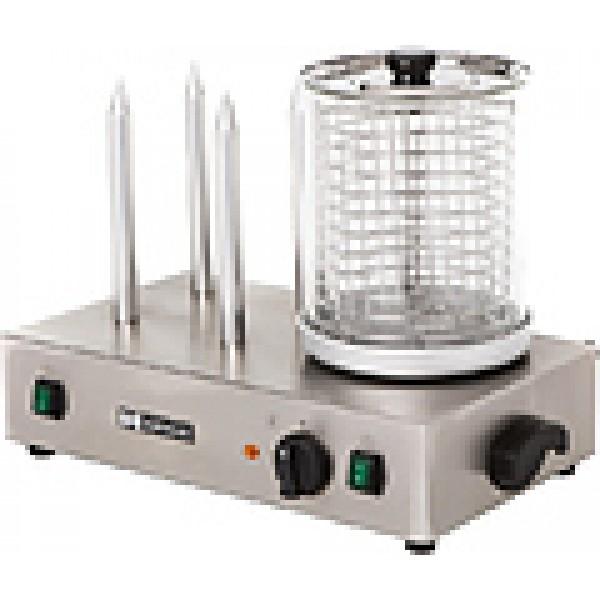 Аппарат для хот-догов Hurakan HKN-WD4