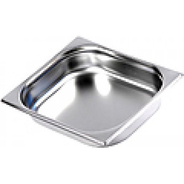 Гастроемкость GASTRORAG 12065 GN 1/2-65 (325х265х65) нерж. сталь