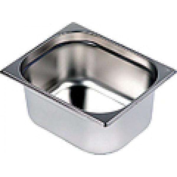 Гастроемкость GASTRORAG 12150 GN 1/2-150 (325х265х150) нерж. сталь