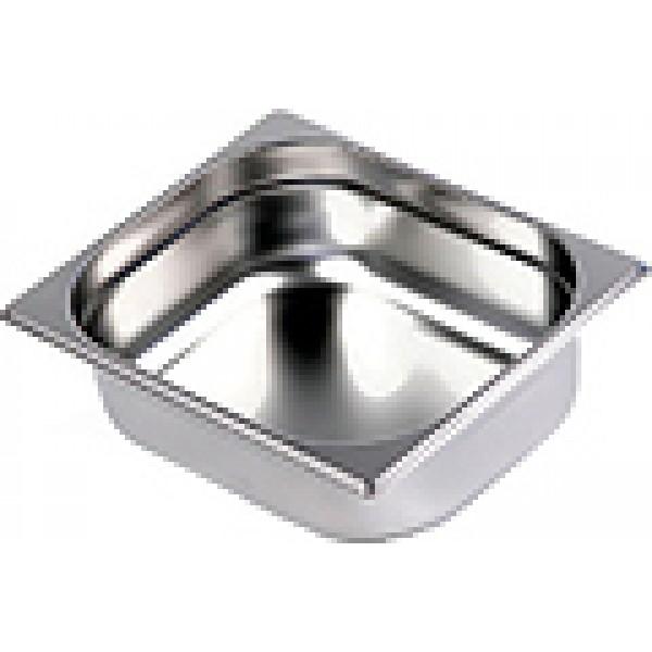 Гастроемкость GASTRORAG 12100 GN 1/2-100 (325х265х100) нерж. сталь