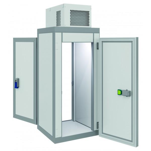 Камера холодильная Polair КХН-1,44 (1000х1000х2240) Мinicellа МB 2 двери