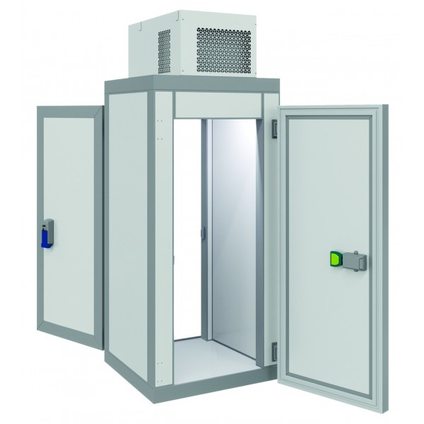 Камера холодильная Polair КХН-1,44 (1000х1000х2240) Мinicellа ММ 2 двери