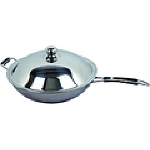 Крышка для сковороды WOK Starfood 1927004 d 36 см