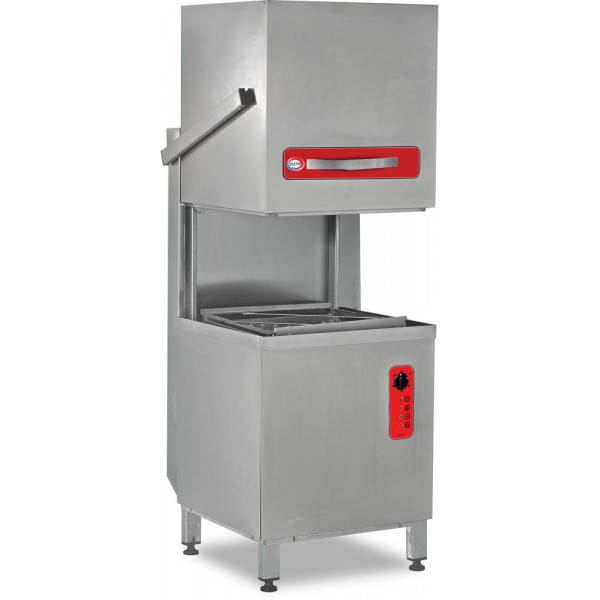 Купольная посудомоечная машина Eletto 1000-02