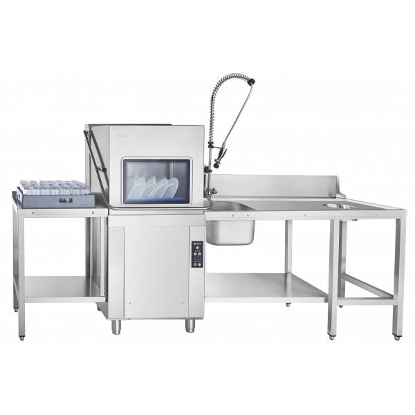 Купольная посудомоечная машина Abat МПК-700К