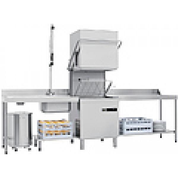 Купольная посудомоечная машина Apach AC990 + доз. моющего средства