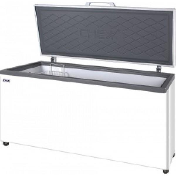 Ларь морозильный Снеж МЛК-600 (серый)