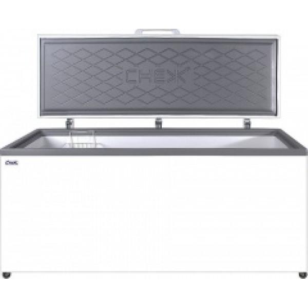 Ларь морозильный Снеж МЛК-700 (серый)