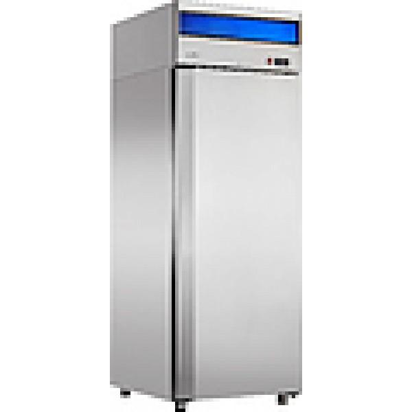 Шкаф морозильный Abat ШХн-0,7-01 нерж.