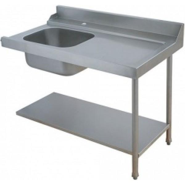 Стол для посудомоечной машины ELETTROBAR PAL 120 DX