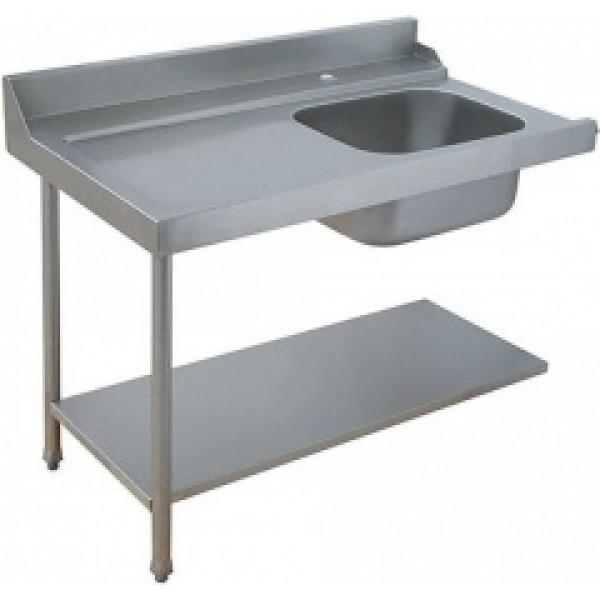Стол для посудомоечной машины ELETTROBAR PAL 120 SX