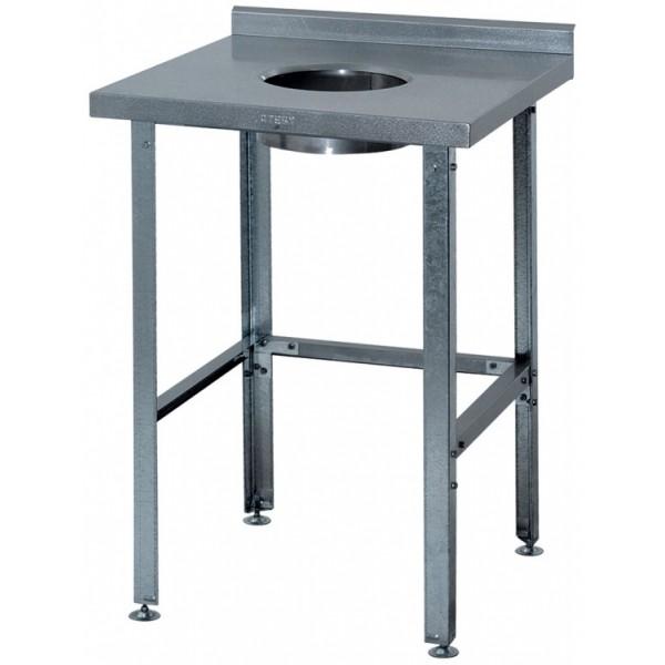 Стол для сбора остатков пищи ATESY СРО-3/600