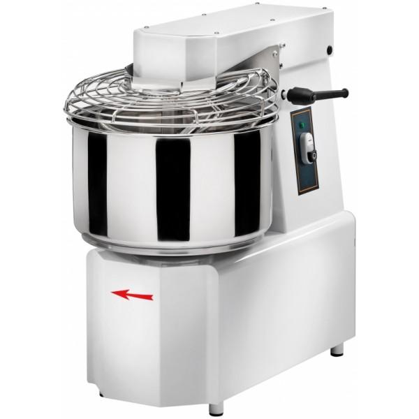 Тестомес спиральный GAM S-40-2S