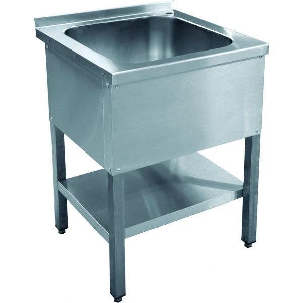 Ванна моечная Abat ВМП-6-1-5 РН