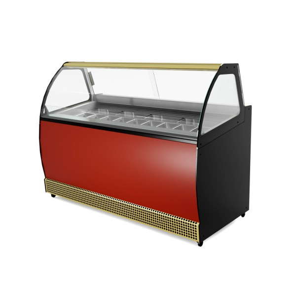 Витрина морозильная Марихолодмаш Veneto-VN-1,75 (под мороженое)