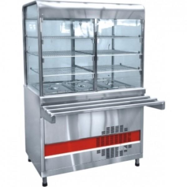 Витрина холодильная Abat ПВВ(Н)-70КМ-С-02-НШ