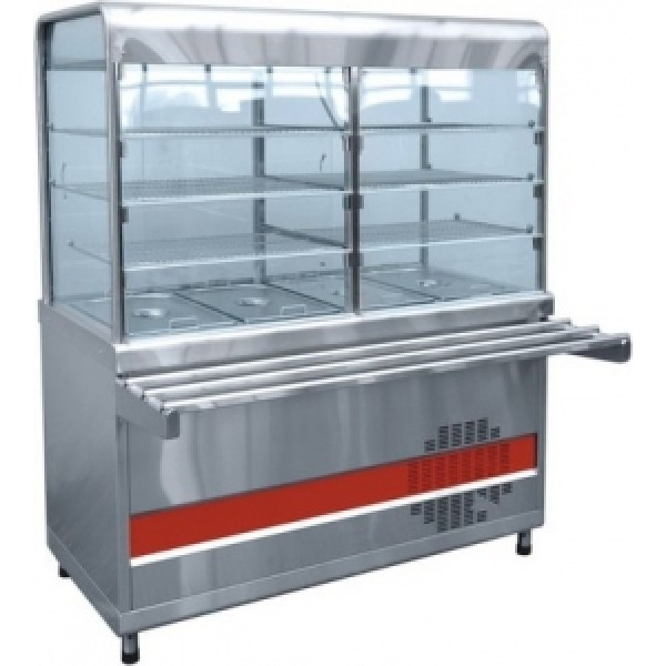 Витрина холодильная Abat ПВВ(Н)-70КМ-С-03-НШ