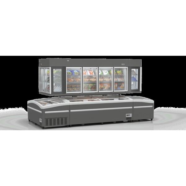 Шкаф морозильный Levin BERG 250 HT