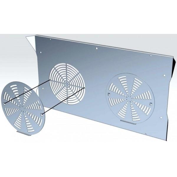 Комплект для уменьшения скорости потока вентилятора Smeg 3981