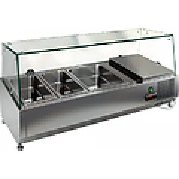 Витрина холодильная HICOLD VRTG 1