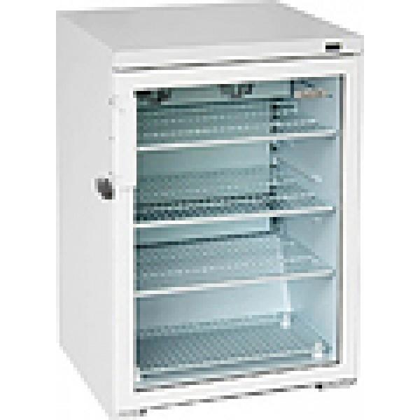 Шкаф холодильный Бирюса 154EKSNZ + замок, термометр