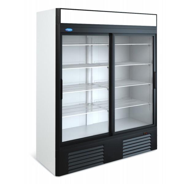 Холодильный шкаф  (статика) Марихолодмаш Капри 1,5СК Купе