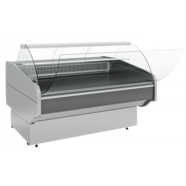 Витрина холодильная Полюс Atrium G120 SM 1,25-2 (открытая)