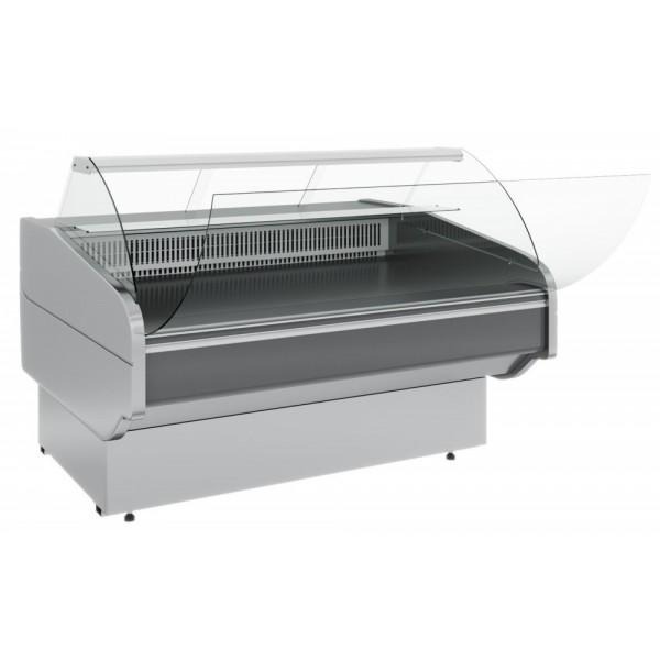 Витрина холодильная Полюс Atrium G120 SL 1,25-1