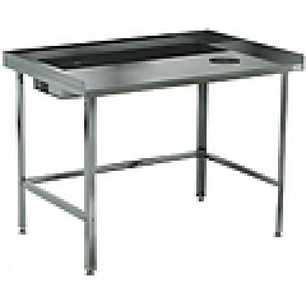 Стол для овощей Кобор С0-150/80/430